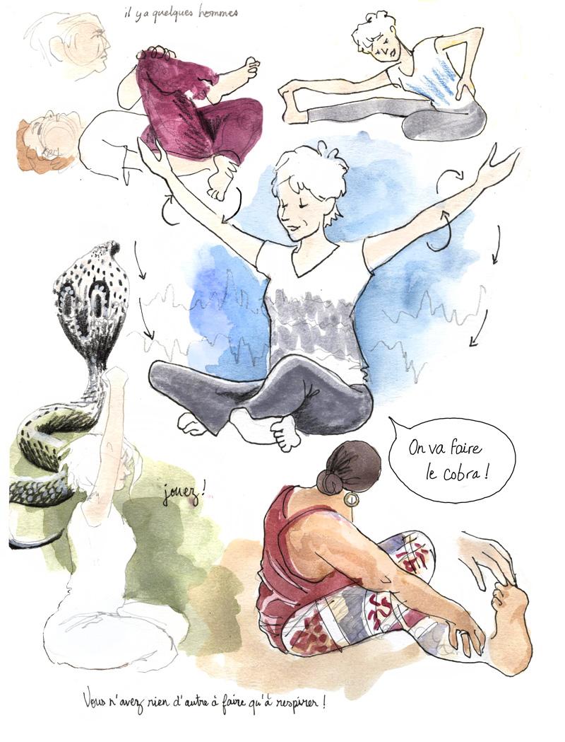 courd de yoga 3s